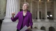 """""""Wir werden kämpfen, wofür wir stehen"""": Senatorin Elizabeth Warren"""