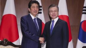 Japan und Südkorea schlittern in Handelsstreit