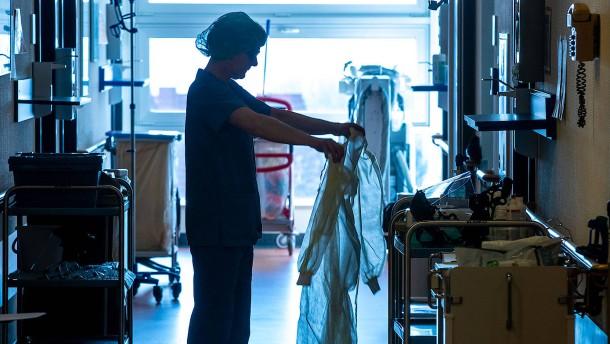 Krankenpflege, fast ein Traumberuf