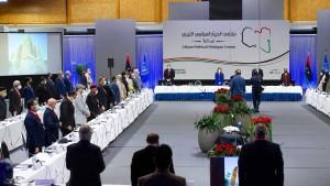 Das Endspiel der Vermittlung im Libyen-Konflikt beginnt
