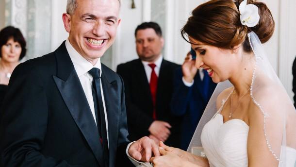 Oberbürgermeister Feldmann heiratet