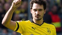 Hummels kehrt zu Borussia Dortmund zurück