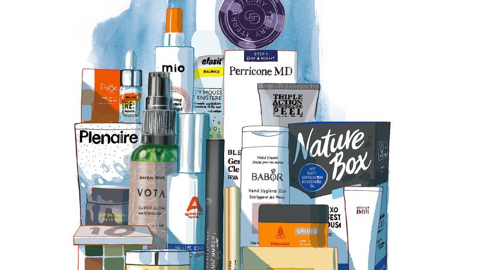 Schockgefrorene Ingwer-Shots und Masken mit Neroli-Duft: Das sind die Neuheiten der Schönheitsindustrie