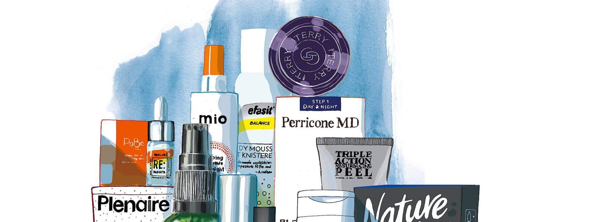 Was können die Neuheiten der Schönheitsindustrie?