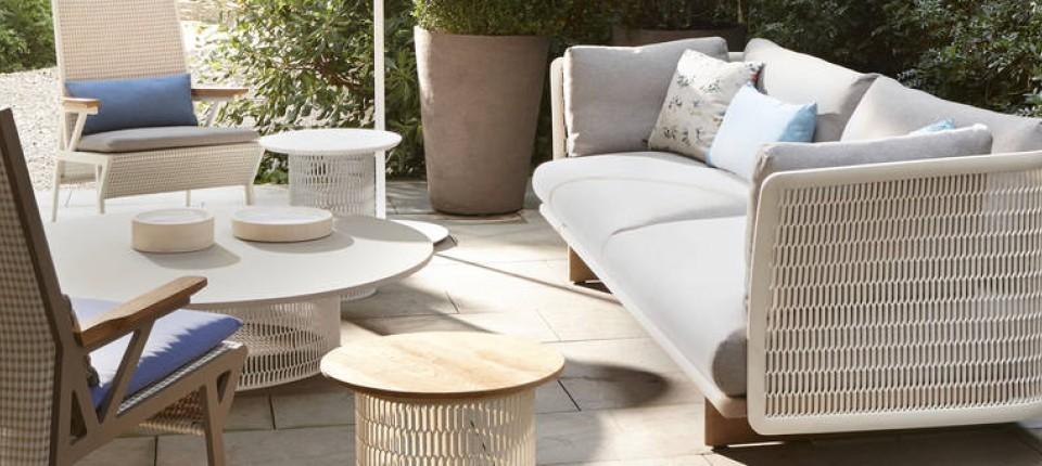 Neue Trends bei Garten- und Outdoormöbeln