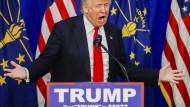 Trump triumphiert in Indiana – Cruz schmeißt hin