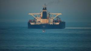 Festgesetzter Tanker mit iranischem Öl verlässt Gibraltar