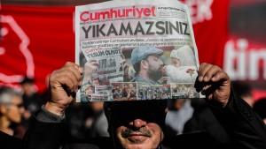 Weitere HDP-Politiker festgenommen