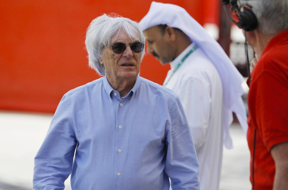 bild zu formel 1 manager bernie ecclestone entdeckt. Black Bedroom Furniture Sets. Home Design Ideas