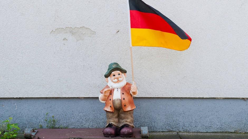 Die Deutschen zahlen lieber Steuern als andere Nationen.