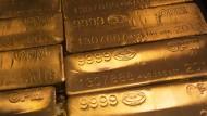 Wer in Gold investiert, sollte derzeit lieber nicht nach dem Wert schauen.
