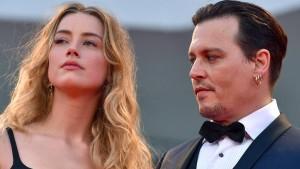 Depp zahlt seiner Frau sieben Millionen Dollar