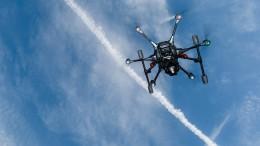 Drohne soll Mann in Thüringen mit Nägeln beschossen haben