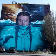 Greta Thunberg ist ein Weltstar – sie selbst hält das Syndrom für die Wurzel ihres Erfolges. Es verleihe ihr einen besonderen Blick.