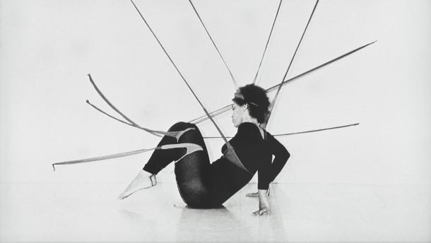 Triumph der elastischen Frau