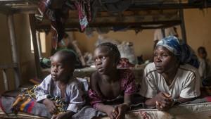800.000 Kinder auf der Flucht
