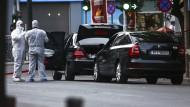 Anschlag auf griechischen Ex-Regierungschef