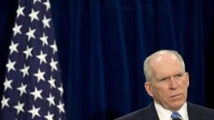 CIA-Direktor gibt Fehler zu