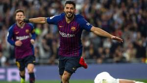 Barcelona zieht ins spanische Pokalfinale ein