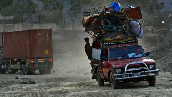 Tausende afghanische Flüchtlinge kehren in die Heimat zurück