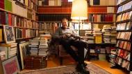 Büchersammler aus Frankfurt: Die Leidenschaft für Gedrucktes