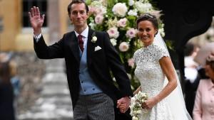 Pippa Middleton soll erstes Kind erwarten