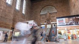 Hauptbahnhof der Geduldsproben