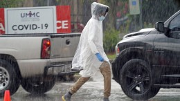 Zweite Infektionswelle in Vereinigten Staaten?