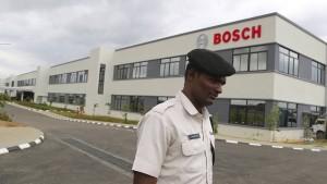 Bosch sendet ein starkes Signal