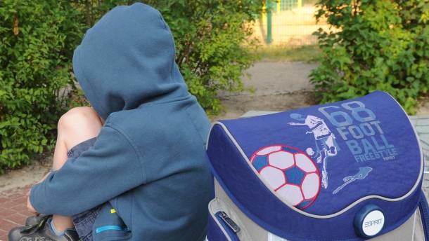 Deutsche Kinder werden unglücklicher