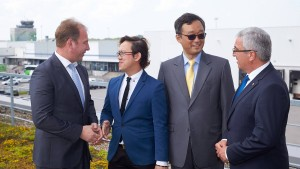 Flughafen-Deal mit Chinesen vor dem Aus