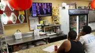 Einwanderer sehen Trumps Rede skeptisch