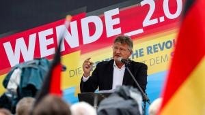 Meuthen erleidet Niederlage bei AfD-Basis