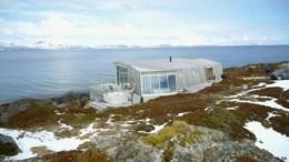 Ein Haus am Polarkreis