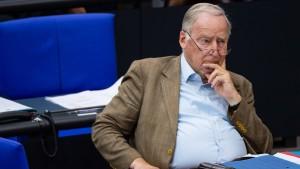 Mehrheit befürwortet CDU-Kooperationsverbot mit AfD