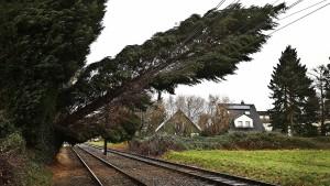 Verzögerungen und Ausfälle im Bahnverkehr