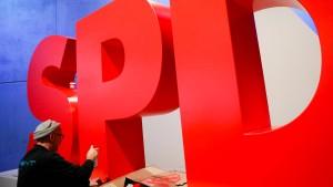 Führende SPD-Politiker wollen nachbessern