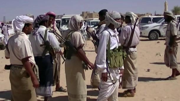 Heftige Kämpfe im Süden Jemens