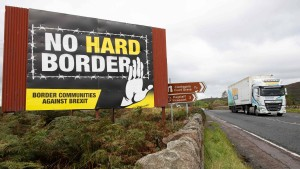 Nordirland stellt Brexit-Abkommen infrage
