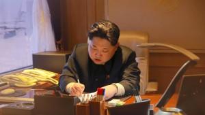 Gemeinsam gegen Kim Jong-un