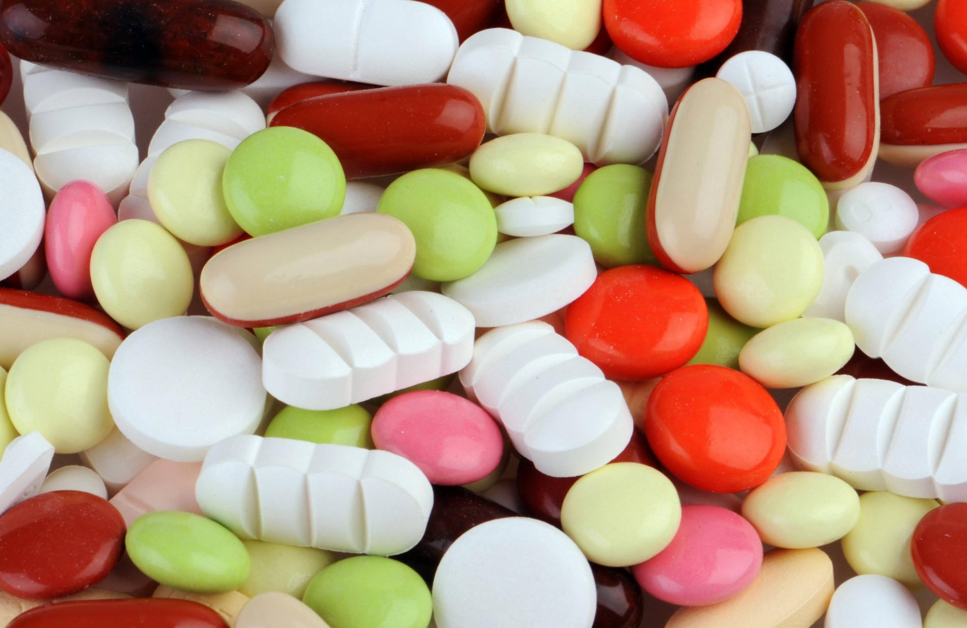 Antidepressiva und Diätpillen
