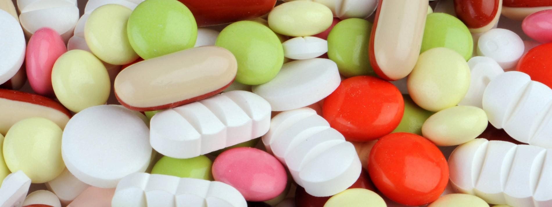 Ballaststoffe in Diätpillen