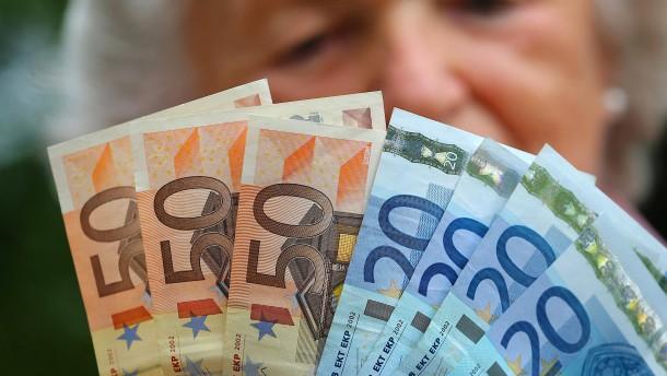 Union erwägt Verschiebung der Grundrente