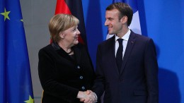 Europa zusammen voranbringen