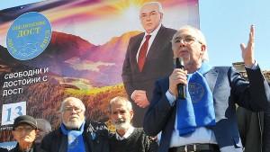 Busladungen voller Wähler aus der Türkei