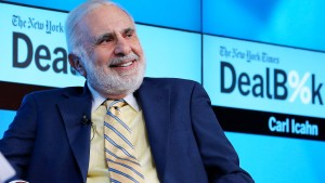 Trump holt Starinvestor Carl Icahn in sein Team