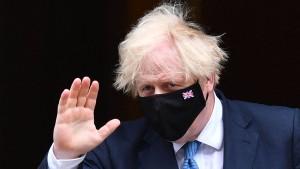 Johnson fleht die Briten an
