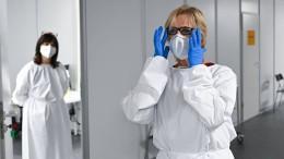 Mehr als 50.000 Tote seit Pandemiebeginn