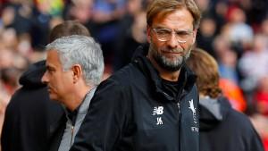 Klopp stichelt gegen Mourinho – Streit um Guardiola