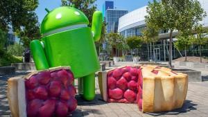 Android macht Schluss mit Süßigkeiten im Namen